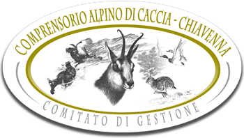 logo Comprensorio Alpino Caccia di Chiavenna